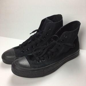 Converse Chuck Taylor Black High Top Shoes